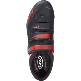Northwave Origin Shoes Herre black/red